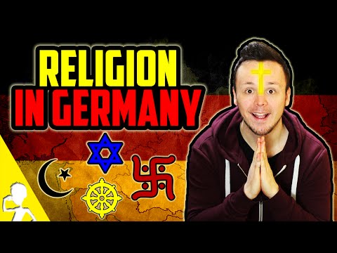 Religion In Germany | Get Germanized