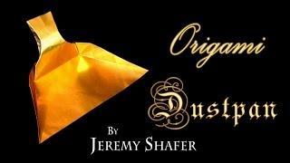 Origami Dustpan