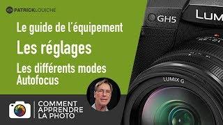 AF en photo, autofocus, comment choisir le meilleur mode autofocus...