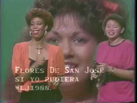 Flores de San Jose - Si Yo Pudiera (1988)