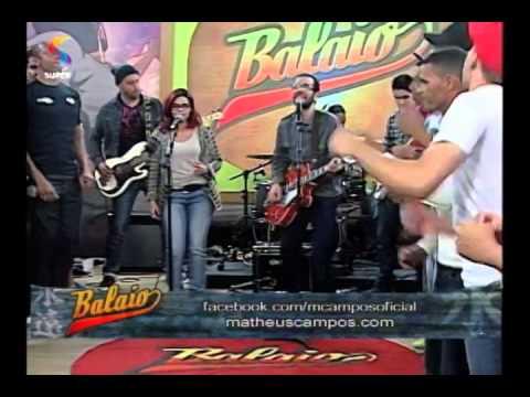 BALAIO - Matheus Campos e banda - 'Cidadão do Céu'