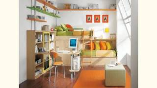 Kids Bed Room Design Sample Video