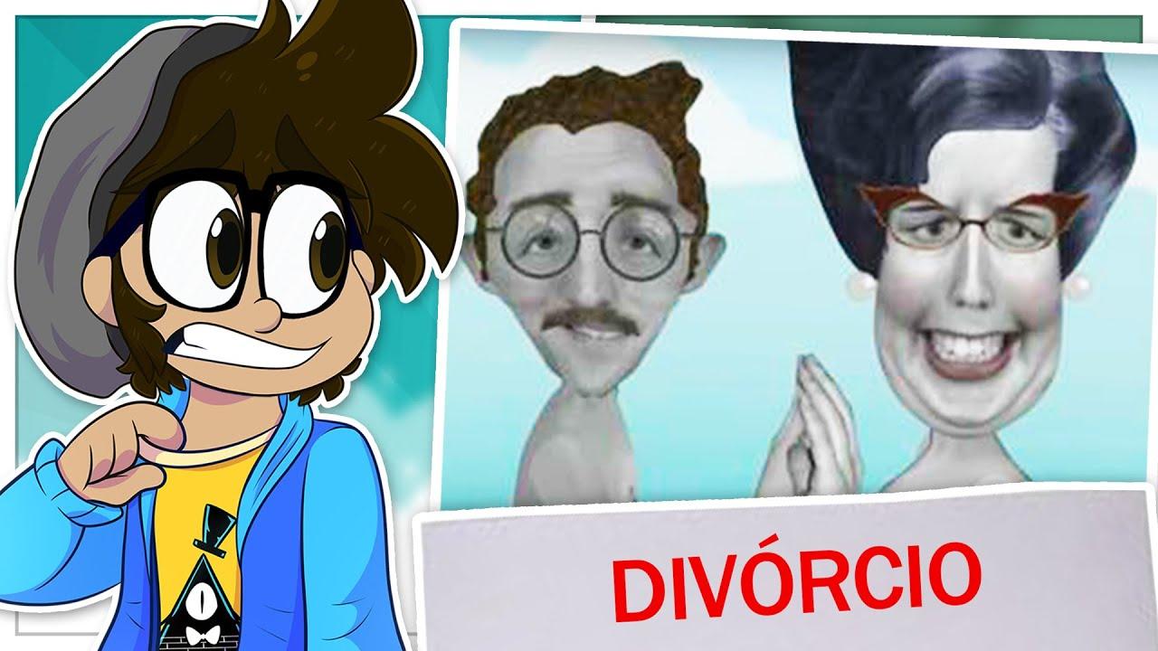 O desenho que causou um divórcio - #Shorts