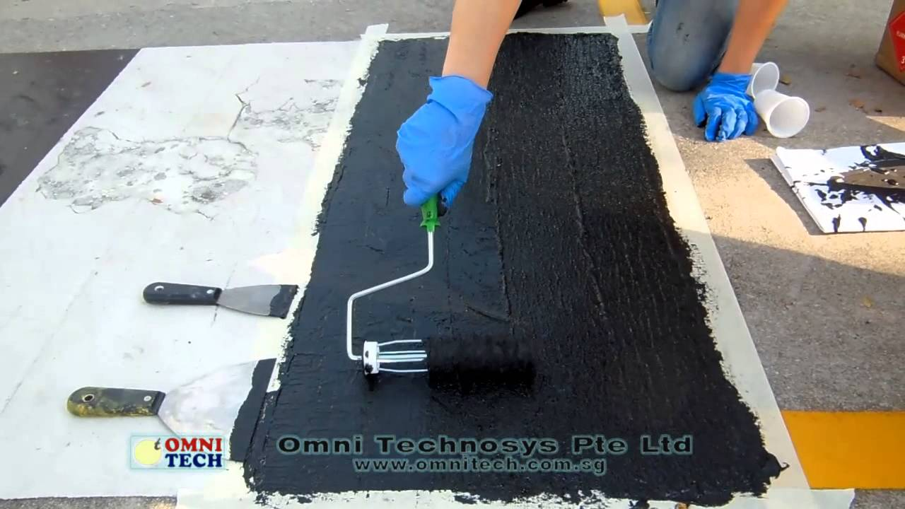 Loctite Big Foot Anti Slip Coating Profile Creation Demo