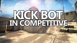 CS:GO Tips & Tricks - Hur du kickar en bot i competitive!
