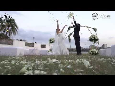 Boda Geometrica en La Habana / Geometrica wedding in Havana