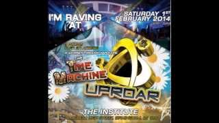 Uproar- The Time Machine-Scott Brown(2000-2003 set)