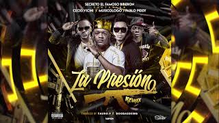 Secreto El Famoso Biberon ❌ Ceky Viciny ❌ Pablo Piddy ❌ Musicologo The Libro - La Presion Remix