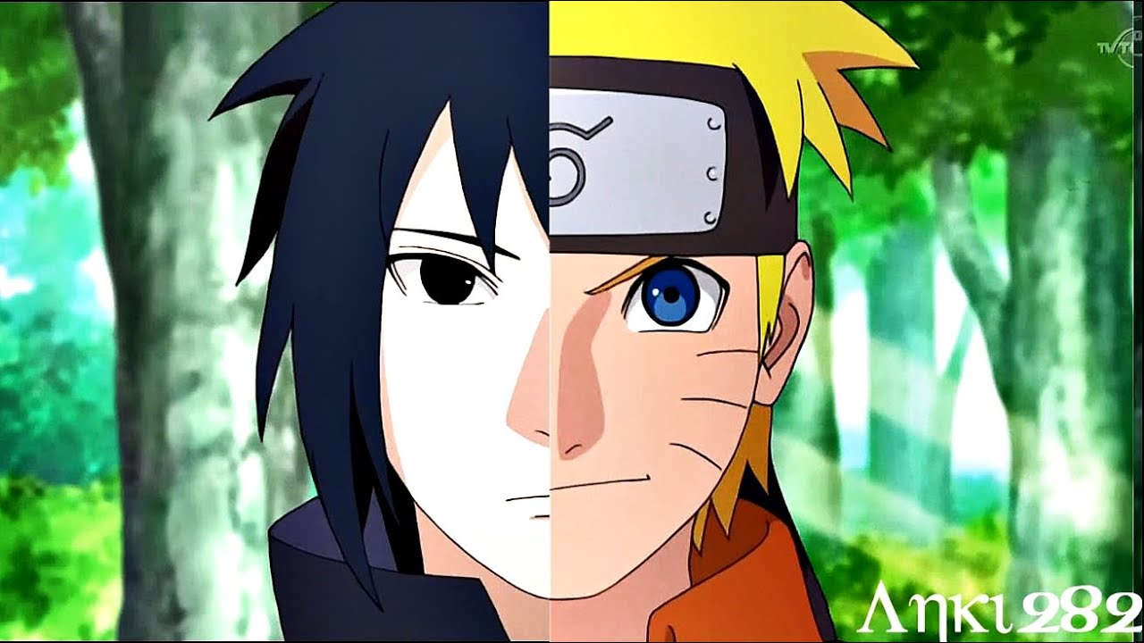 SasuNaru Short Vid / ''Cause when you unfold me and tell me you love me and look in my eyes''