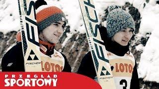 Dzieci Małysza - amatorskie skoki narciarskie