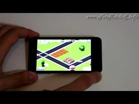Alcatel Star dual-sim - Demo gameplay