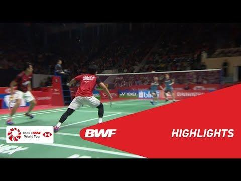 DAIHATSU Indonesia Masters 2019 | MD - F - HIGHLIGHTS | BWF 2019