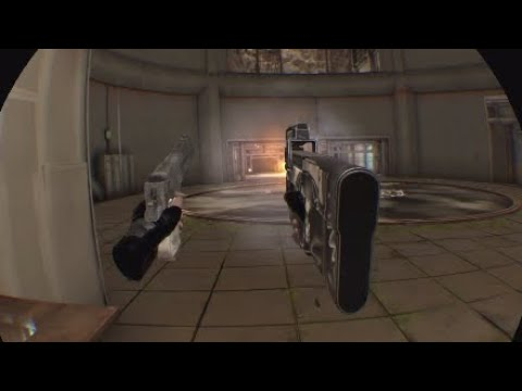Gun Club Vr Psvr Let S Play New Mode Improved Tracking Youtube