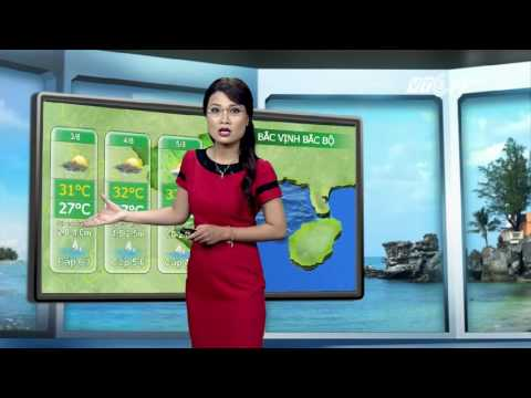 (VTC14)_ Thời tiết biển 02.08.2016