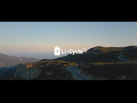 Li Cycle™ - Advanced Recycling for Lithium ion Batteries