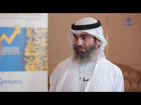 TMS Ship Finance & Trade Conference 2018, Waleed Altamimi, GM, Emirates Classification Society