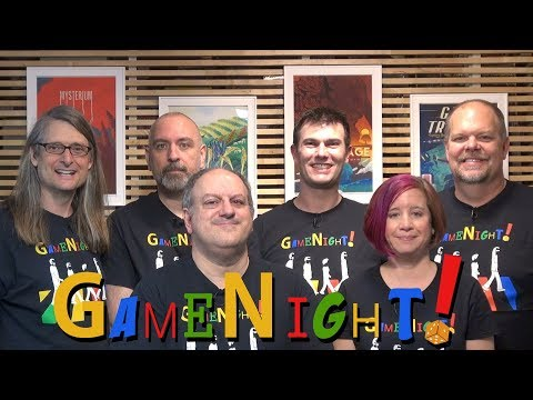 GameNight! 2017 Year in Review