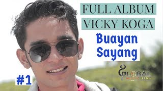 (HD) FULL ALBUM VICKY KOGA ft PUTRI JELIA part1 ( Official Music Video)