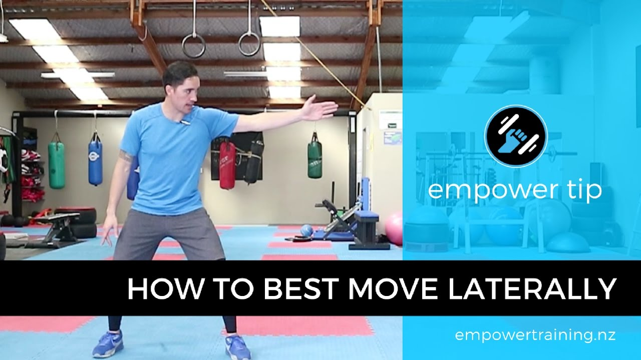 How To Best Move Laterally - YouTube