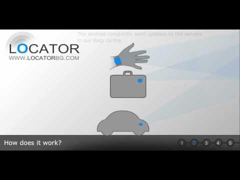 Locator BG - Online GPS Tracking System