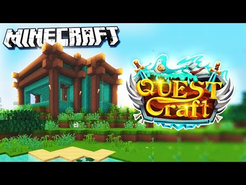 MOVING INTO OUR NEW HOUSE! | Quest Craft #3