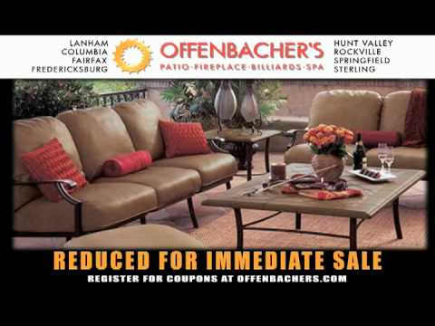 Offenbacher S Presidents Day Patio Furniture Offenbachers