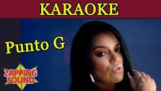 Karol G - Punto G Karaoke