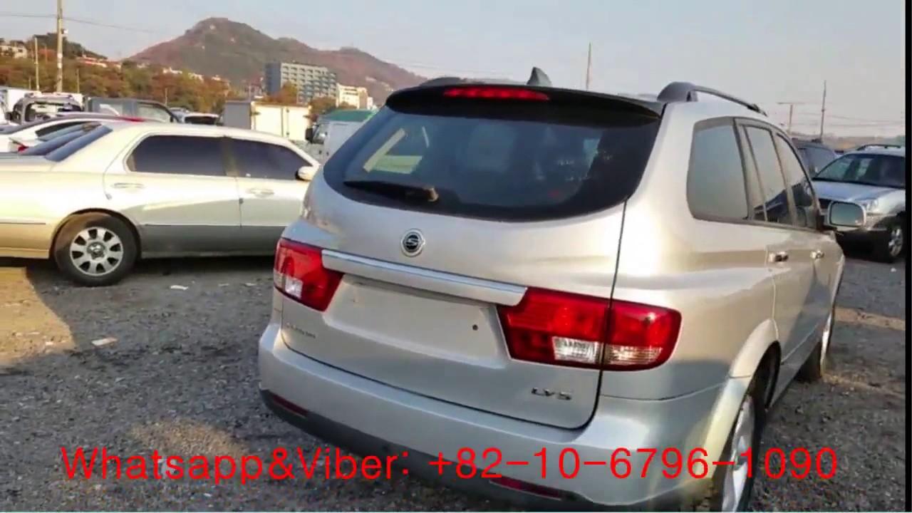 [Autowini.com] 2008 Ssangyong New Kyron LV5 2WD A/T (AUTOMOBILE INT'L Co.)