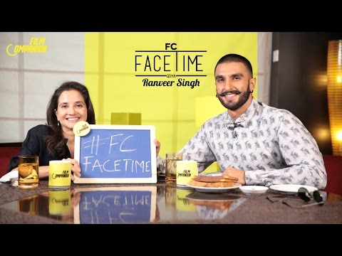 Ranveer Singh Interview with Anupama Chopra | Face Time