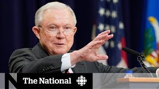 Jeff Sessions dumped as U.S. attorney general