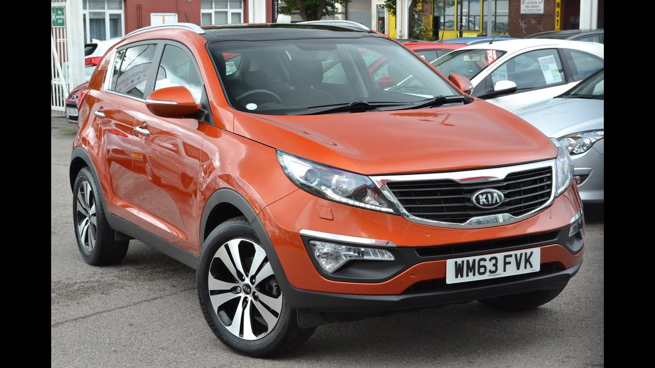 used car kia sportage 3 eco techno orange wm63fvk wessex garages feeder road bristol. Black Bedroom Furniture Sets. Home Design Ideas