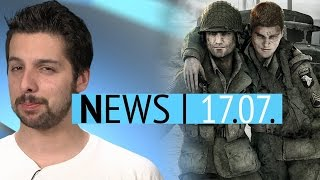Brothers in Arms 4 in Arbeit - Angry Birds 2 angekündigt - News
