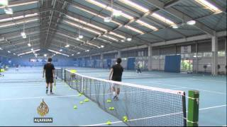 Nishikori giving Japan a tennis boost