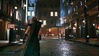 Final Fantasy 7 REMAKE Gameplay Demo (E3 2019)