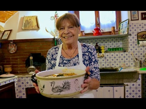 How to Make Ribollita Soup from Tuscany | Pasta Grannies