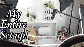 New Wig who dis?, Beauty Room Tour Vlog || Nyma Tang