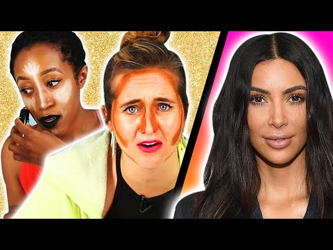 Thumbnail: People Try Kardashian Beauty Secrets