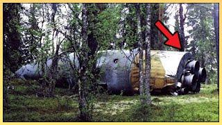 PRZERAŻAJĄCE RZECZY znalezione w lesie!