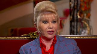 donald trumps first wife ivana trump says she has direct number to white house