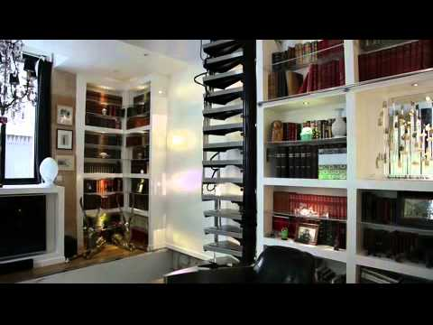 french art concept cr ateur d 39 escaliers m caniques sur mesure youtube. Black Bedroom Furniture Sets. Home Design Ideas
