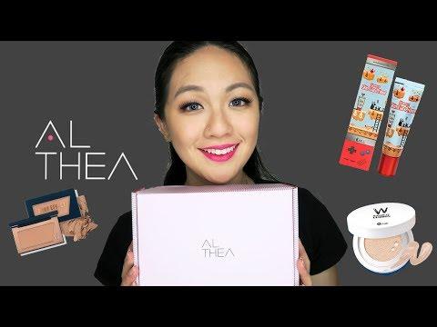 [EP.11] Korean Beauty Site Review : ALTHEA