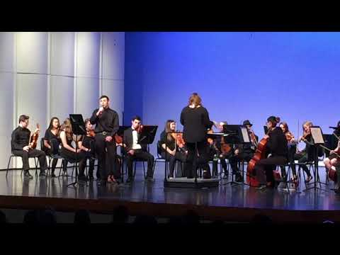 Minnie the Moocher by Brock Small & the Eastern Howard Orchestra