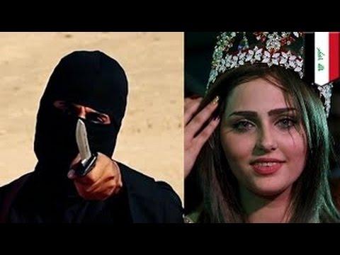 ИГИЛ угрожает похитить Мисс Ирак