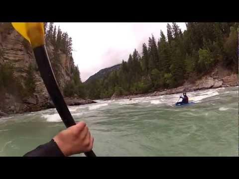 Raft Run - Upper Fraser River British Columbia - Wolrd Kayak River Guide