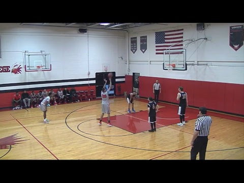 Men's Basketball: Passaic County Community College 1/06/17