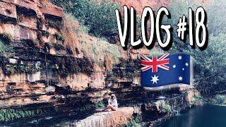 Karijini - Der letzte Nationalpark mit Wasserfall!    Australien Roadtrip