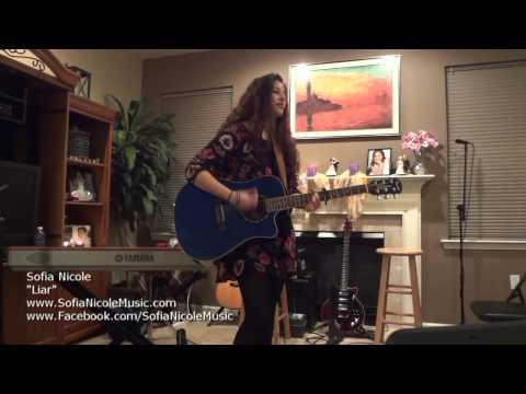 Sofia Nicole - Liar (Live)