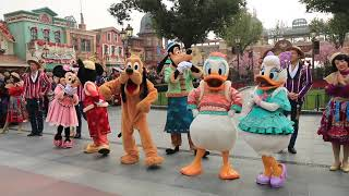 Mickey Avenue Shanghai Swing 2019 米奇大街上海摇摆舞 - Shanghai Disneyland - Shanghai Disney Resort