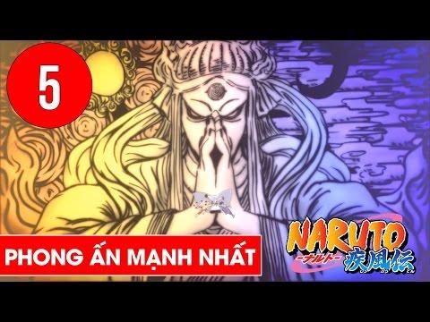Top 5 phong ấn thuật mạnh nhất trong Naruto - Shounen Action