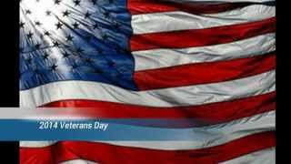 Traditional 2014 Veterans Day